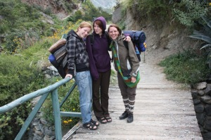Inca Trail og Machu Pichu