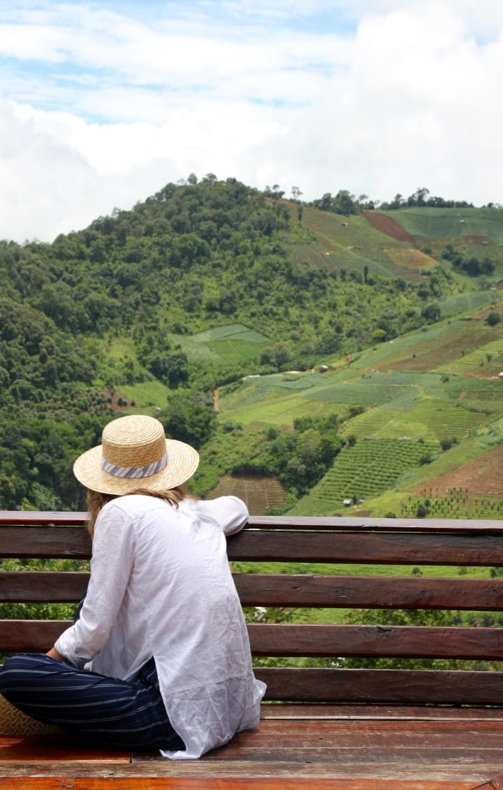 Chiang Mai – den grønneregionen
