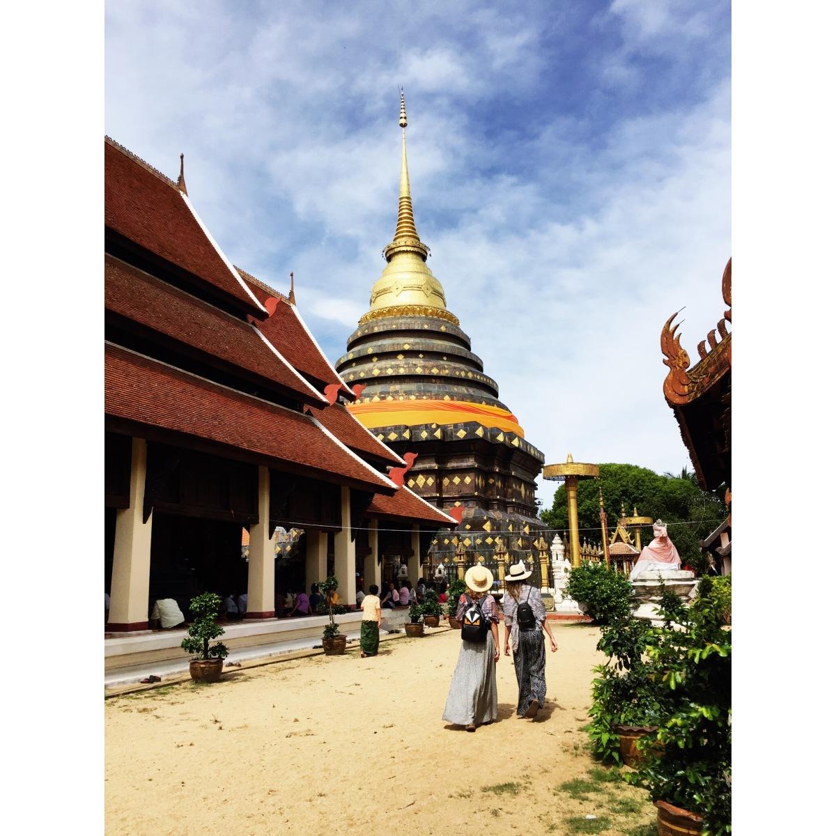 Chiang Mai - Et møte med lannathai