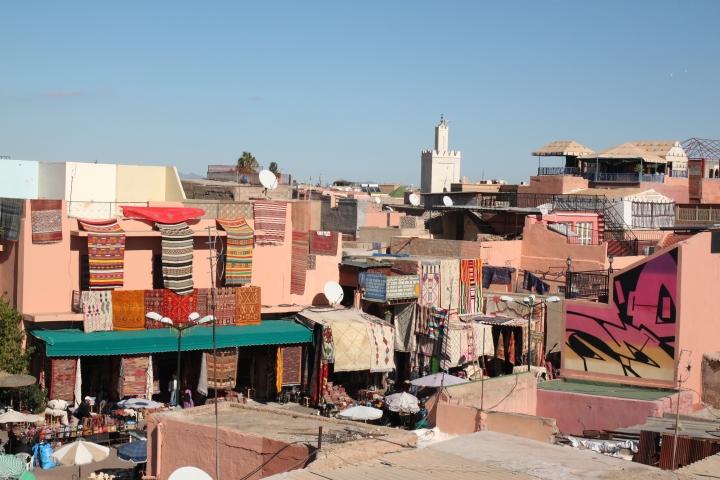Salaam Alaikum Marrakech