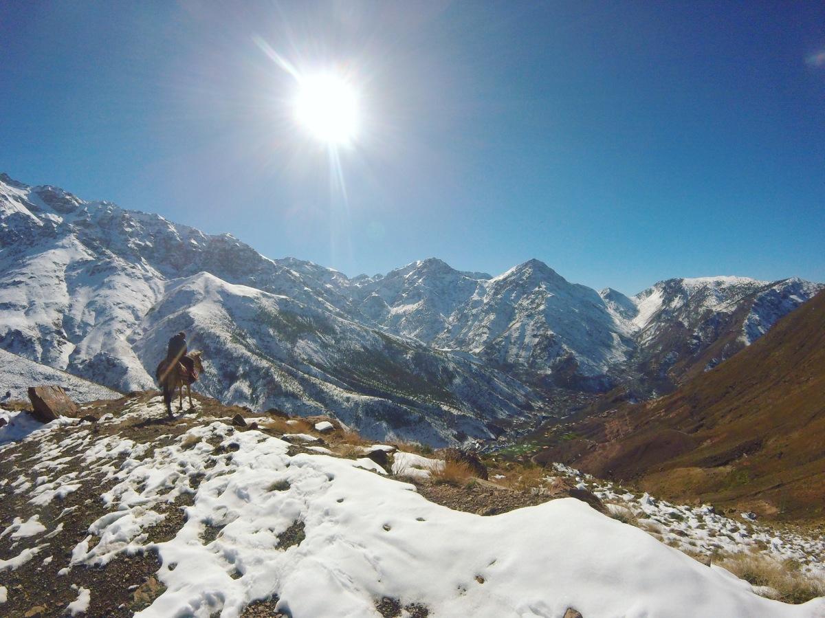 Atlasfjellene - Berberkultur i høyfjellene