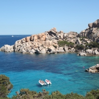 Fem fine steder på Sardinia
