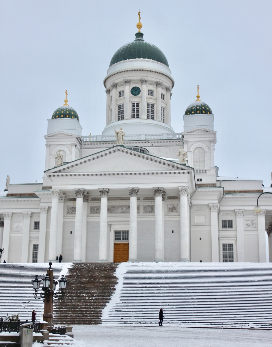 Sauna, gin og design i Helsinki