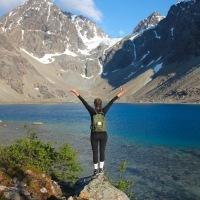 Road Trip og fottur i Troms