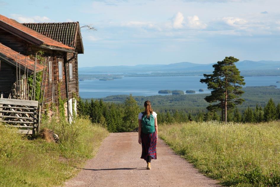 Hanne Marit Tobiassen - Sekk og Sandaler