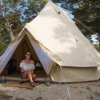 Unik overnatting på Gotland