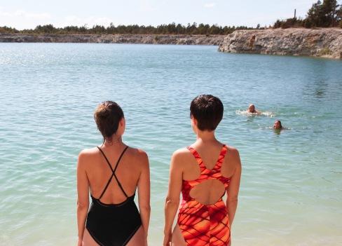 Gotland - Foto Hanne Marit Tobiassen Den blå Lagun 2