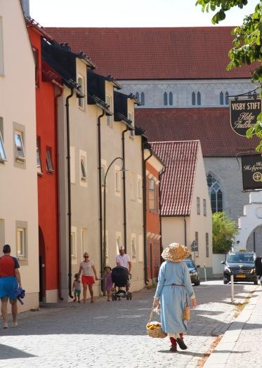 Gotland - Foto Hanne Marit Tobiassen Visby 8
