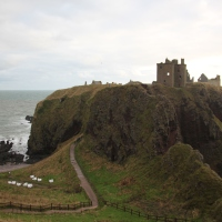 På skinner gjennom Skottland