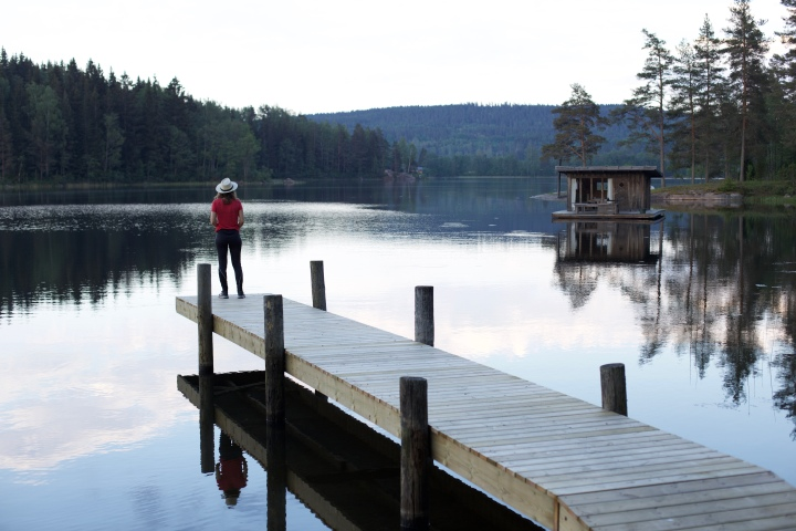 Naturbyn – en villmarksperle iVärmland