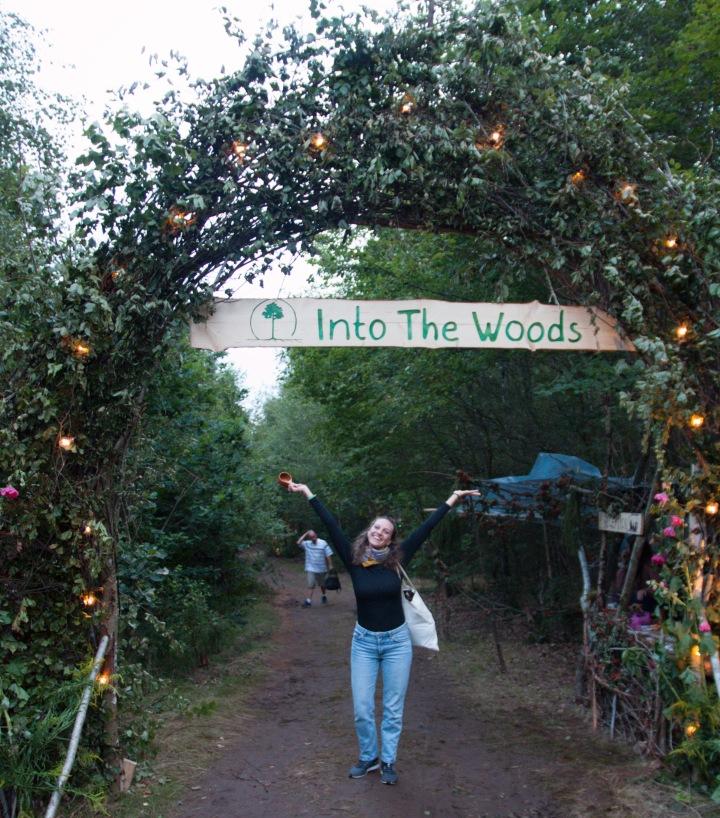 Into the Woods – bærekraftig musikkfestival i de svenskeskoger